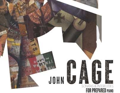 John Cage Sonatas and Interludes for Prepared Piano