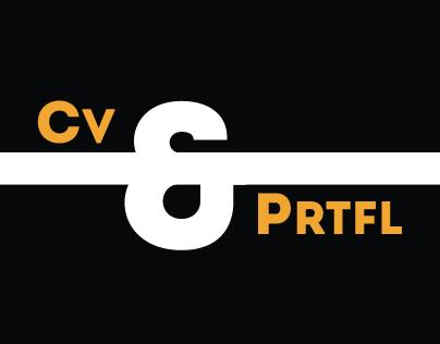 CV and Portfolio 2013