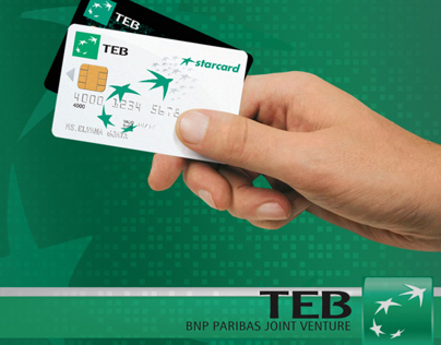 TEB Bank -Advertising