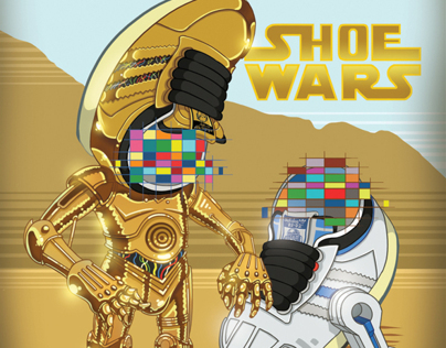 Adidas Series : ShoeWars