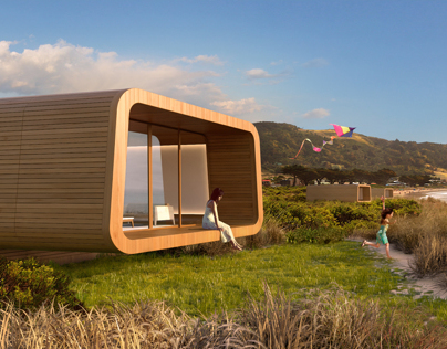 ECO PODS HUNTER VALLEY