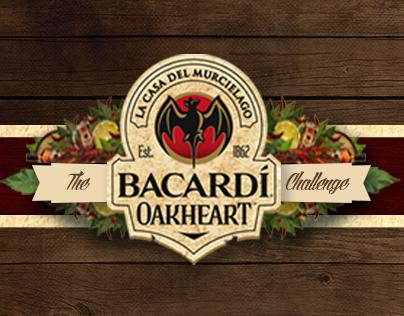Bacardi Oakheart: Spice Things Up