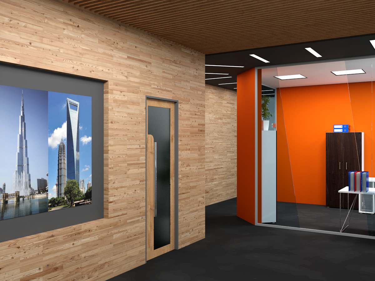 Architectural company office design