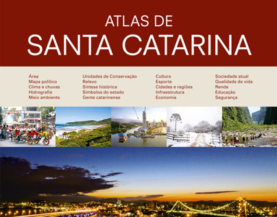 Atlas de Santa Catarina