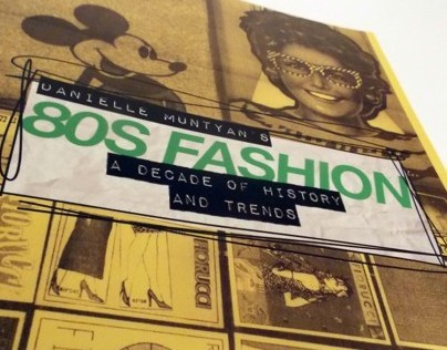80s Fashion; A Decade of History and Trends