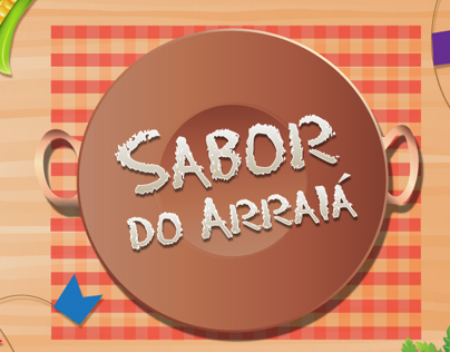 Vinheta - Sabor do Arraiá