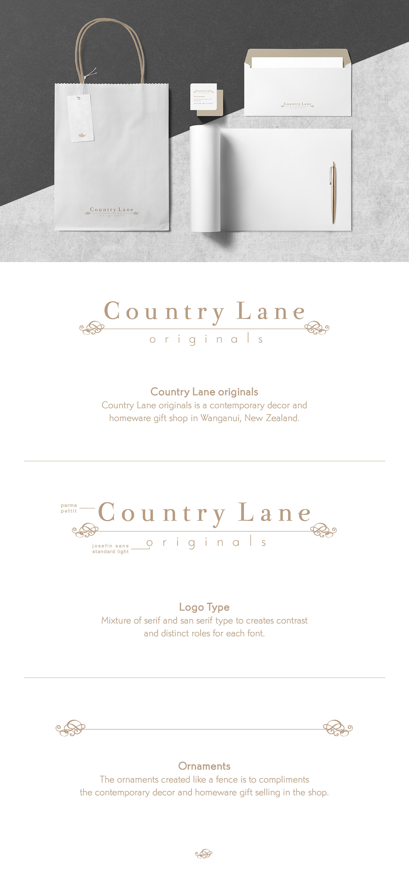 country lane originals