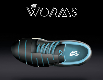 NIKE Worms Shoe