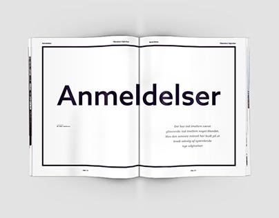Classic Magazine - Redesign