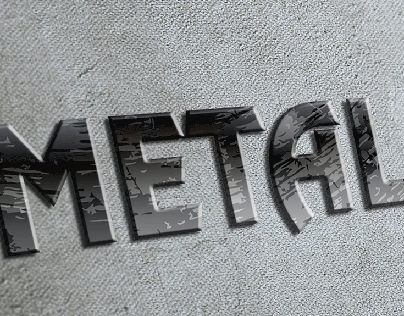Metal Echo Logo Design