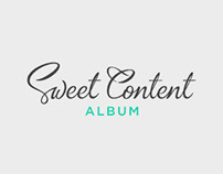 Sweet Content website