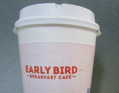 Early Bird Cafe Rebranding