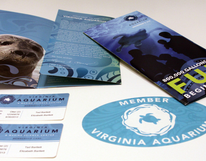 Virginia Aquarium Membership Stationary System