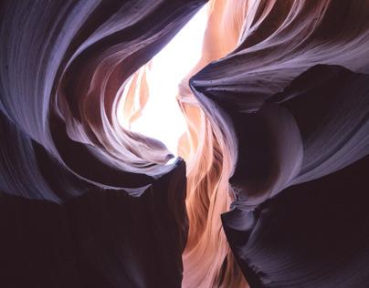 Arizona to Utah