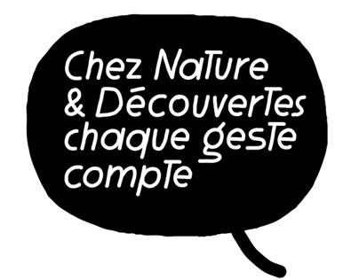 Nature et Découvertes — Animation, corporate website