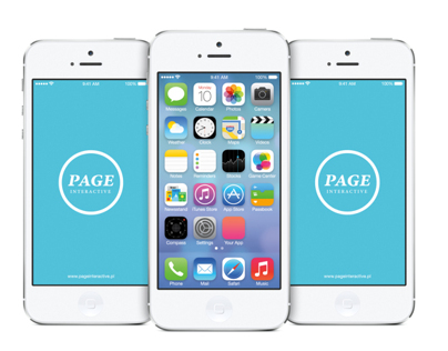 iOS 7 HOME SCREEN | FREE PSD