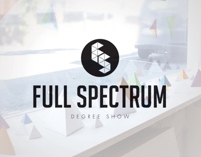 Full Spectrum Degree Show