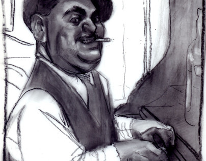{Aint Misbehavin} ~ Fats Waller
