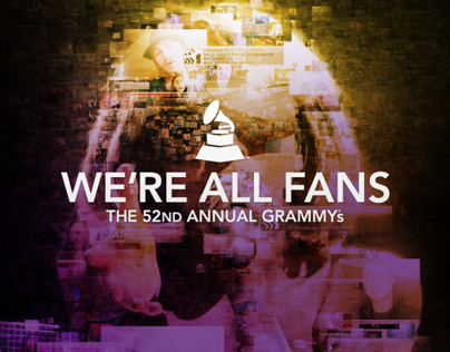 THE GRAMMYS - WERE ALL FANS