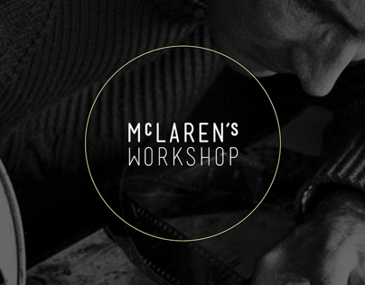 McLarens Workshop app