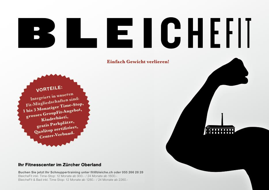 Adverts for the Bleiche Wald Resort in Zurich