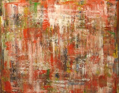 Homage to Gerhard Richter No 2 by Kevin Geary