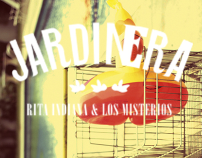JARDINERA - Rita Indiana  (Video Musical)