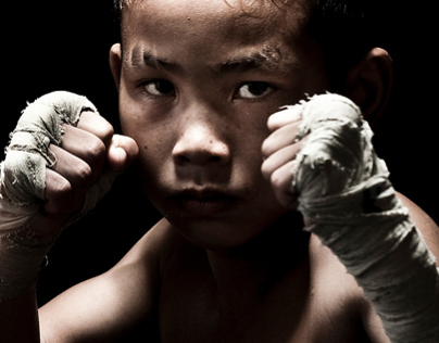 Asian Fighters Series - Muay Thai