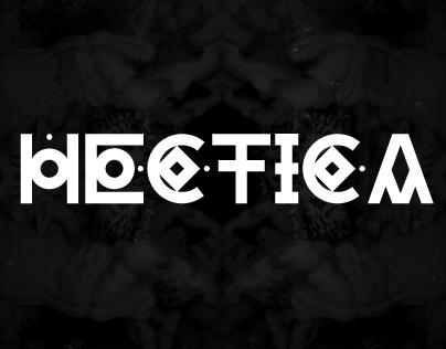 HECTICA Typeface