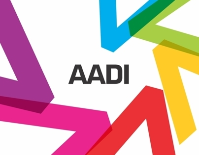 Aadi Infra - Corporate Identity Design