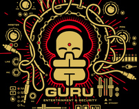 Guru - 5th Anniversary illustration