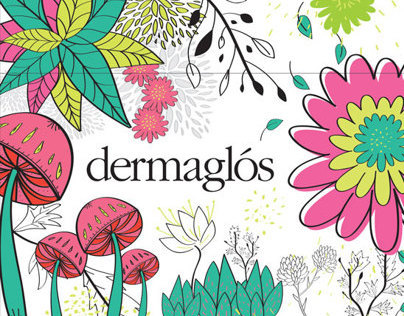 Packaging Desing - Dermaglós