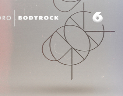 ANDRO - Bodyrock 6 | digital cover