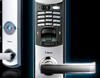 GATEMAN intelligent door lock web site design