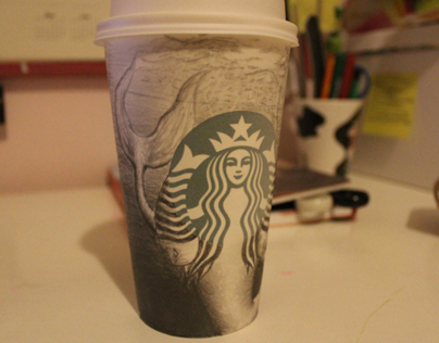 Coffe Cup Art