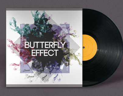 Butterfly effect | CD cover