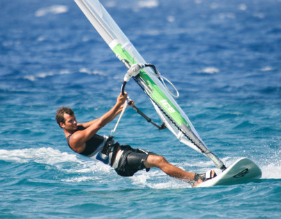 Welcome to windsurf world