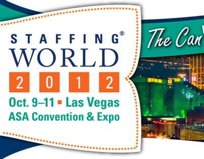 Staffing World 2012 Identity