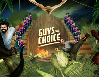 Spike Guys Choice Awards 2013 Promo
