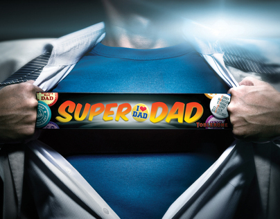 Toblerone - Super Dad