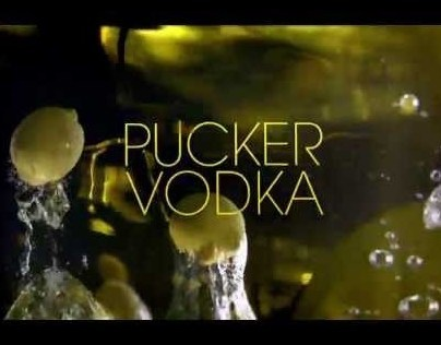 Pucker Vodka