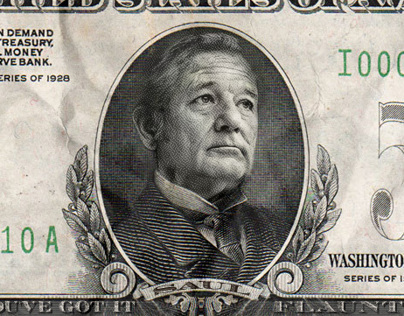 Bill Murray $500 Bill