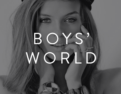 Skateboarder Magazine - Boys World II