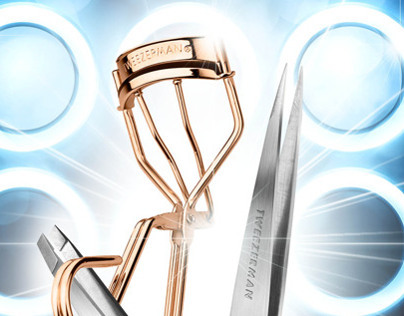 Tweezerman Beauty Tools Campaign