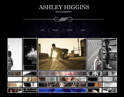 Ashley Higgins Photography Site