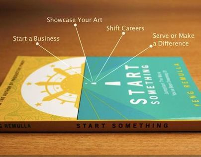 Start Something (book cover)