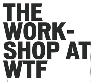 Williamstown Theatre Festival: The Workshop at WTF
