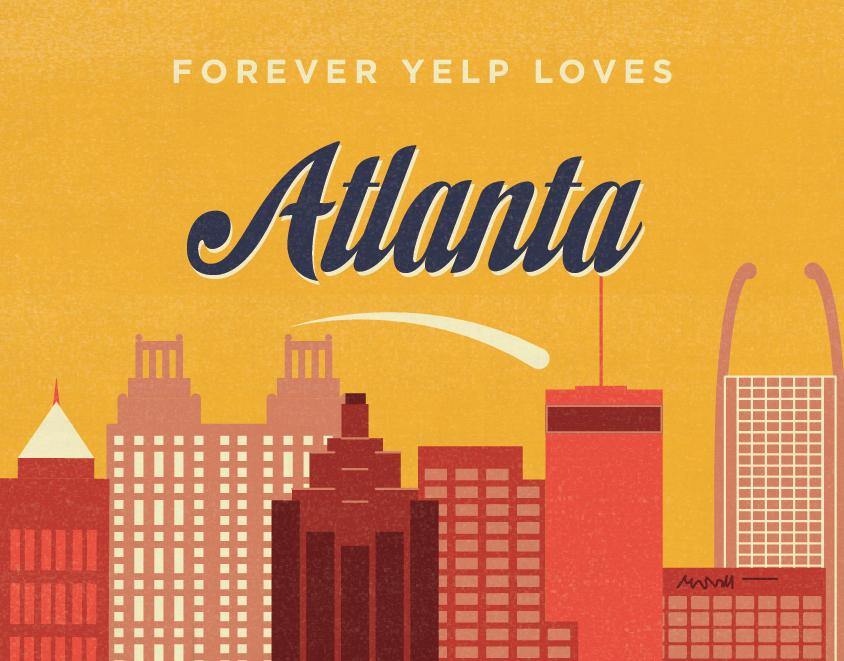 Forever Yelp Loves Atlanta