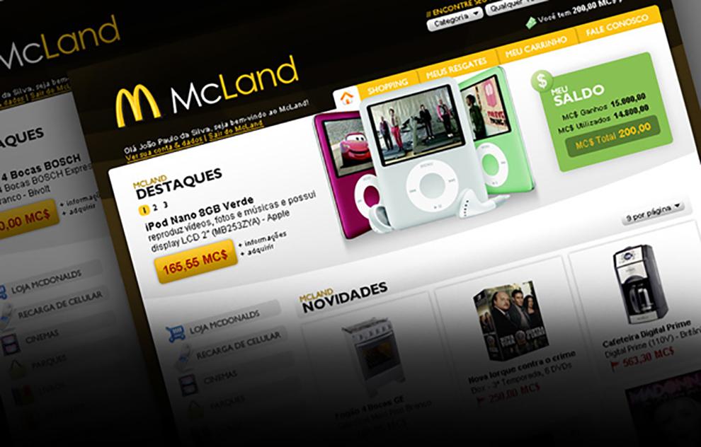 McDonalds McLand
