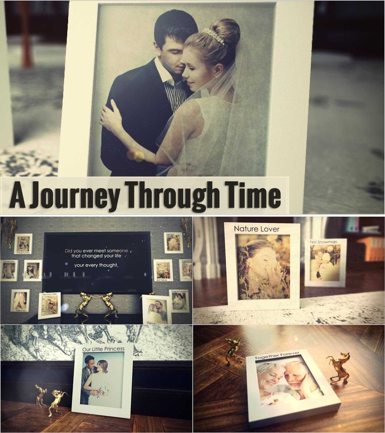 A Journey Through Time Image Gallery